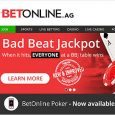 BetOnline Bad Beat Jackpot Crosses $800K!