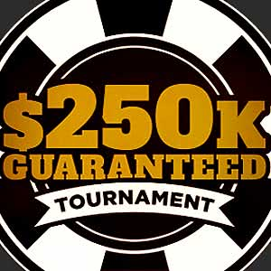 $250K Guaranteed Tournament at Ignition Poker