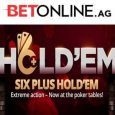 BetOnline Poker Boosts 6+ Hold'em with Special Freerolls